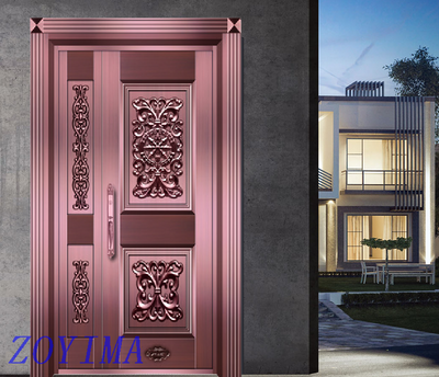 Z0YIMA/ G & K Great Door Pure Copper Door FD-T20