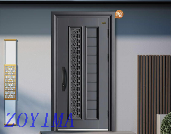 Z0YIMA/ G & K Great Door-Security Steel Front Safety Door In Door GP05