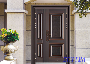 Z0YIMA/ G & K Great Door - Metal Entrance Door ZYM-2079