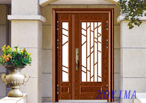 Z0YIMA/ G & K Great Door - Competitive Promotion Lxury Toughened Glasses Door ZYM-B1022