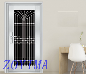 Z0YIMA/ G & K Great Door - Toughened Stainless Steel Glasses ZYM-S6683